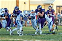 Vikings and Bulldogs tangle in district matchup