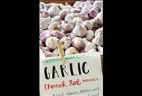 St. Ignatius farmers market hosts garlic festival