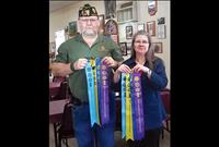 Ronan Legion, Auxiliary awarded ribbons