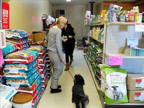 New Arlee feed store owners settle into business