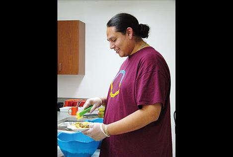 Indian taco feed encourages voter participation