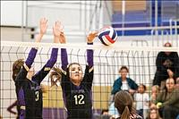 Divisional rounds bring challenges for volleyball teams