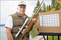 Local benchrest shooting champion shoots to the top