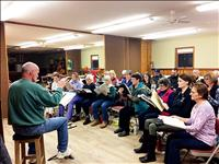 Mission Valley Choral Society performs