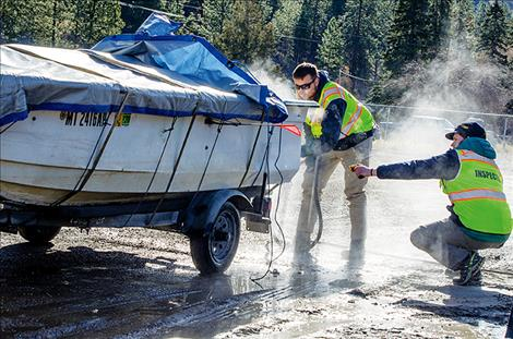 Montana waters test negative for mussels