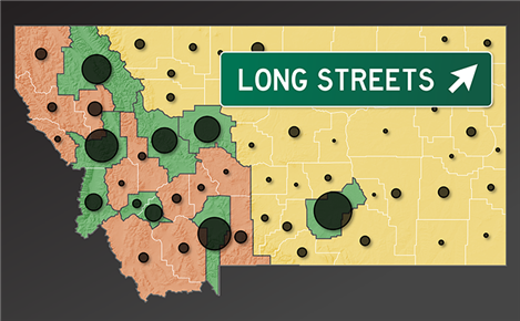 Where the jobs are: Mapping Montana's economic landscape
