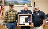 Assistant police chief retires after 30 years of service