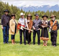 'Cowboy Country and the Gold Dust Girls' return to Elks