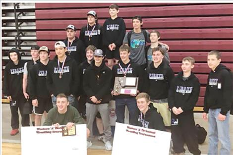 Polson Pirates are the new Western A divisional champions.