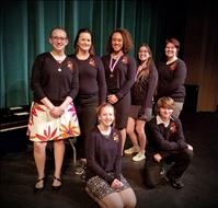 Polson, Ronan speech teams compete at state