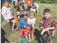 Ronan kids enjoy fishing derby