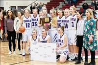 Lady Vikings win Western C Divisional championship