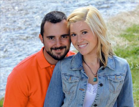 Timothy James Gauthier and Jessica Rae Brown