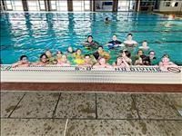 Mission Valley Aquatics and Fitness offers swim lessons
