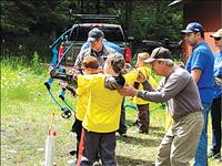Archery competition opens April 27
