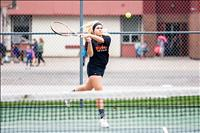 Polson tennis cruises to rival victory