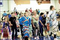 Culture celebrated at St. Ignatius school powwow