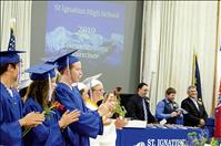 St. Ignatius graduates encouraged to find diamonds