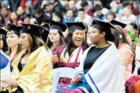 Salish Kootenai College awards 250 diplomas to graduates