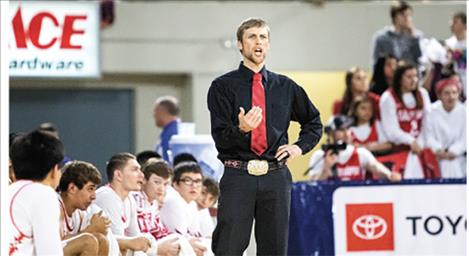Arlee High School Boys basketball coach Zanen Pitts has resigned after seven years coaching the state championship team.