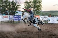 Locals show their stuff at Mission Mountain Rodeo