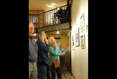 Hangin' Art Gallery in Arlee is set to close in August.