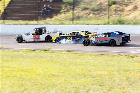Mission Valley Super Oval roaring under new management