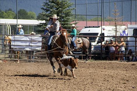 Valley Journal Bison Take Riders For A Spin During Rodeo