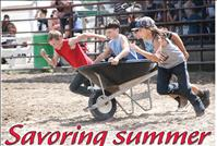 Old-fashioned fun unites valley for Pioneer Days
