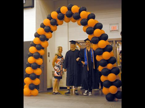 Valley Journal: Ronan graduates 59 seniors in emotional ...