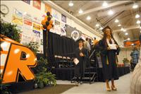Ronan graduates 59 seniors in emotional ceremony