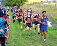 Lake county schools earn top 3 spots in cross-country meet