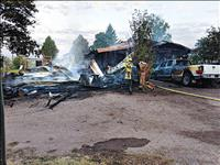 House fire leaves family in need