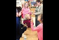 Families learn about health at after-school night