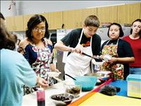 Arlee students cook indigenous foods, 'taste the past'