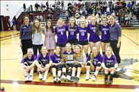 Lady Vikings, Lady Pirates head to state