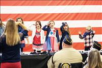 Veterans Day celebrated by children