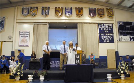 St. Ignatius graduates 25 seniors with more than $1 million in scholarships