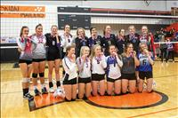 Volleyball season concludes with Mission Valley All-Star game