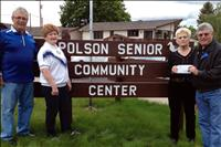 Senior golf tournament raises $1,524 for Polson Senior Center