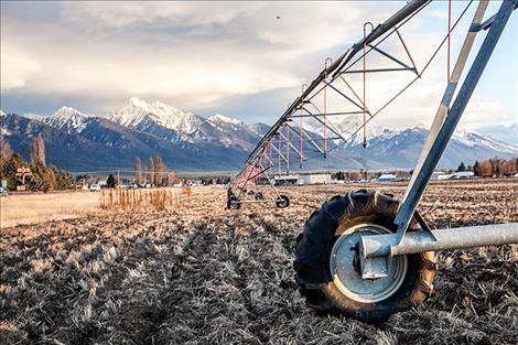 The CSKT-Montana Compact impacts irrigation on the Flathead Indian Reservation.