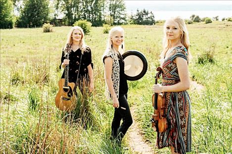 The Gothard Sisters bring their Celtic Christmas Show to the Ronan Performing Arts Center on Dec. 10.