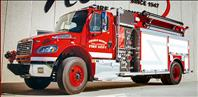 New fire truck on display at annual Charlo-Moise VFD fundraiser