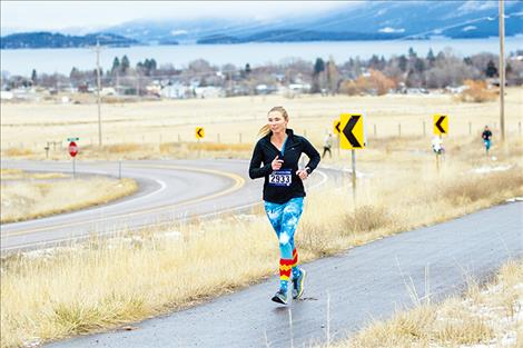 expert  runners  recommend  a good  pair of  running  shoes  to keep  runners  going during  the winter  months.