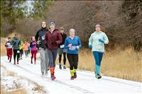 Runners can keep going in winter months with preparation