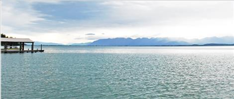 Water compact issues, impacting places like Flathead Lake, above, inspire much debate across the state.