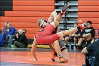 Mission Valley wrestling teams qualify for state at local divisional meets