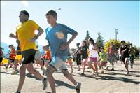 Lake County 4H 5k fun run draws a crowd
