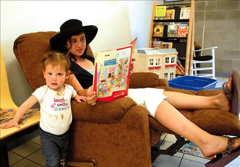 Library reading nooks open around town