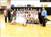 Lady Vikings thump Hot Springs for 14C district title three-peat